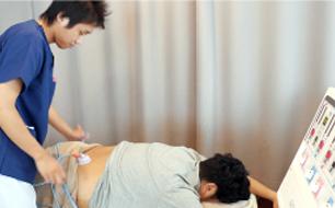 低周波治療、超音波治療